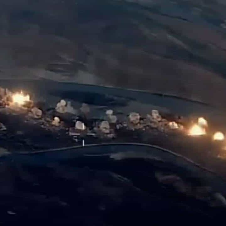 Iraq, Usa lanciano 40 tonnellate di bombe su isola Isis