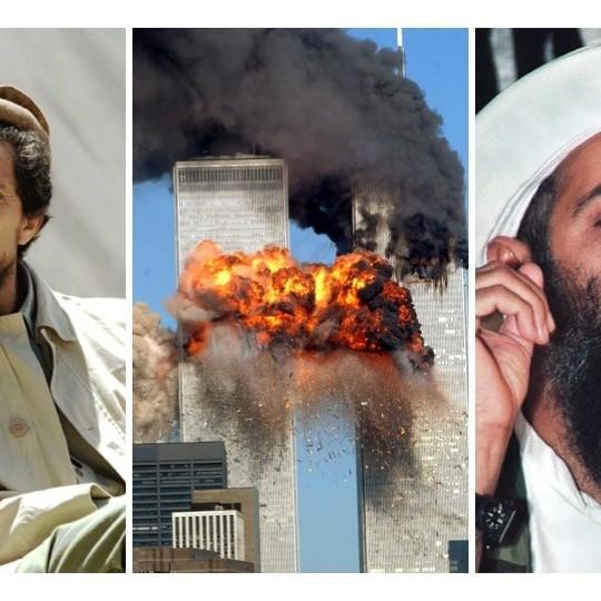 Ahmad Shāh Massoūd e l'11 settembre