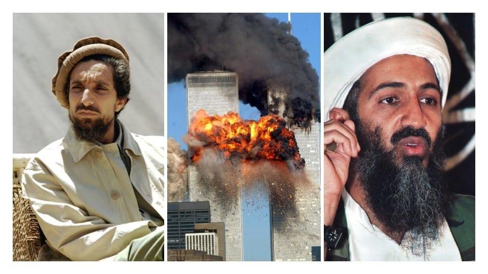 Ahmad Shah Massoud e l'11 settembre