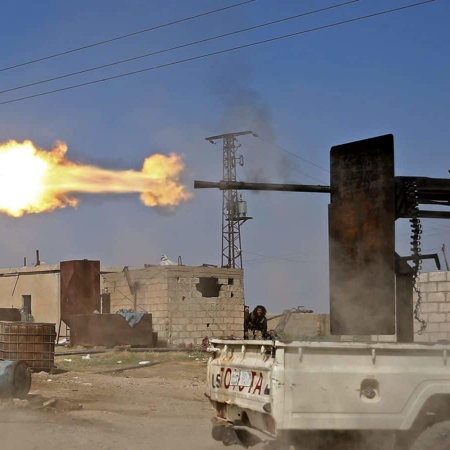 Gli effetti dell'accordo tra curdi e Assad