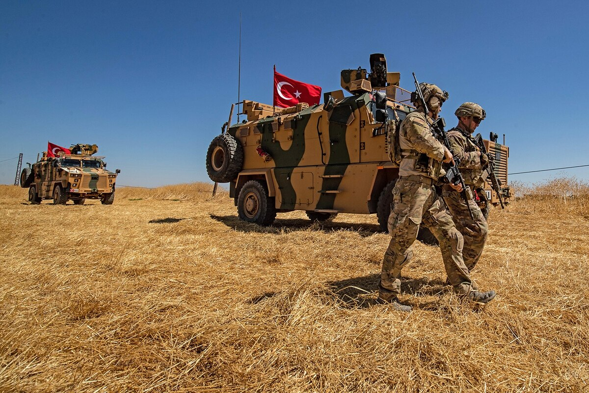 Via libera Usa: la Turchia pronta a invadere la Siria