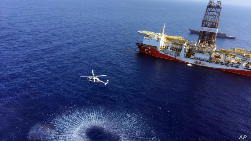Turchia: trivellazioni a Cipro, l'Ue pronta a sanzioni