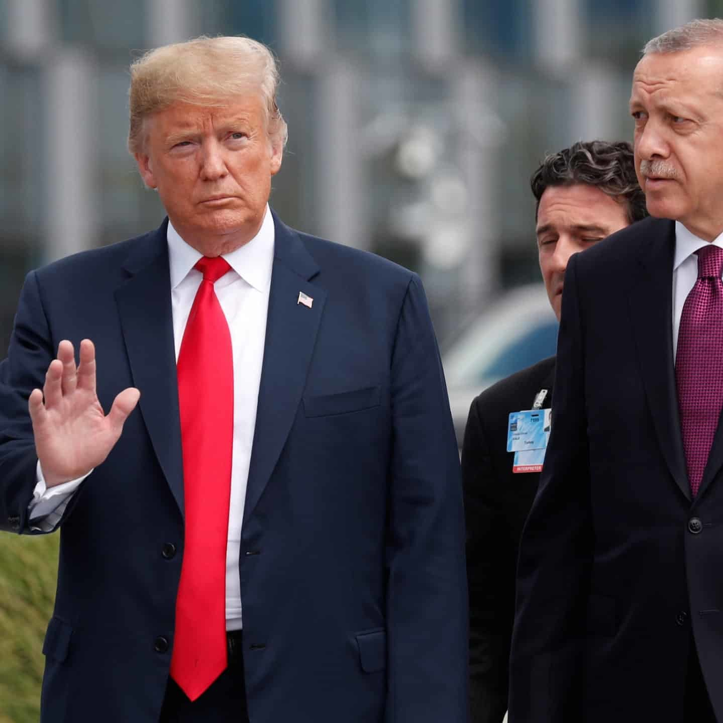 Siria, patto tra Erdogan e Trump: messaggio all'Europa