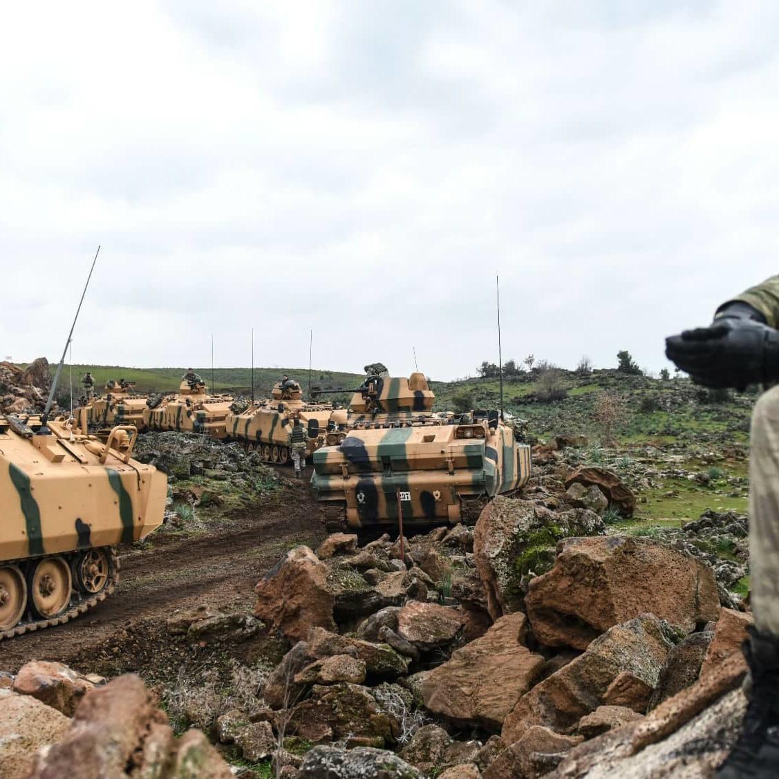 Turchia: l'esercito e le armi a disposizione