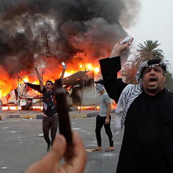 Un grido dall'Iraq: cosa chiedono i manifestanti