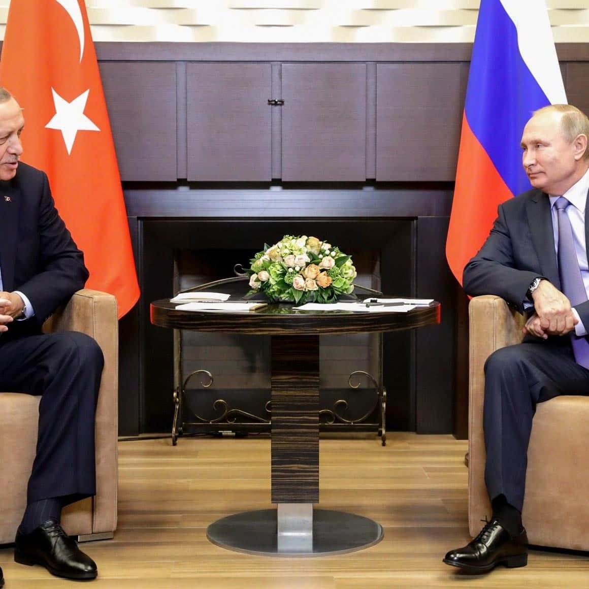 Il patto tra Putin Erdogan sul Nord della Siria