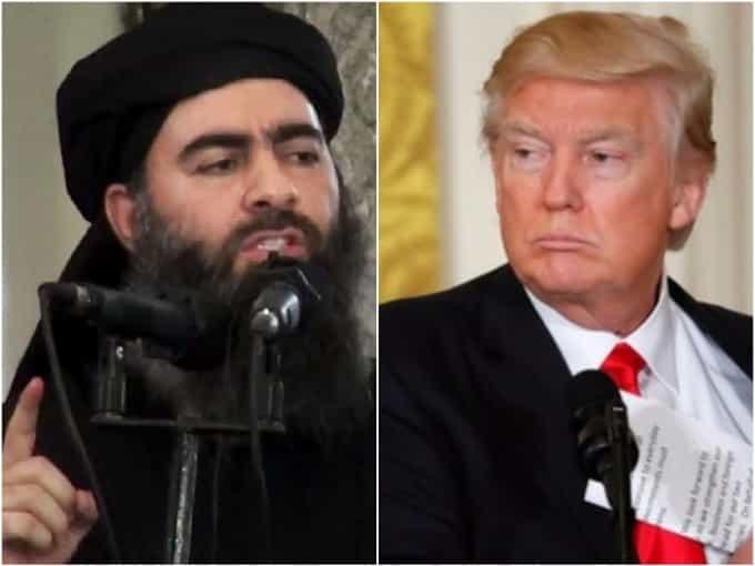 Trump: «Mission Accomplished», Al Baghdadi ucciso in Siria