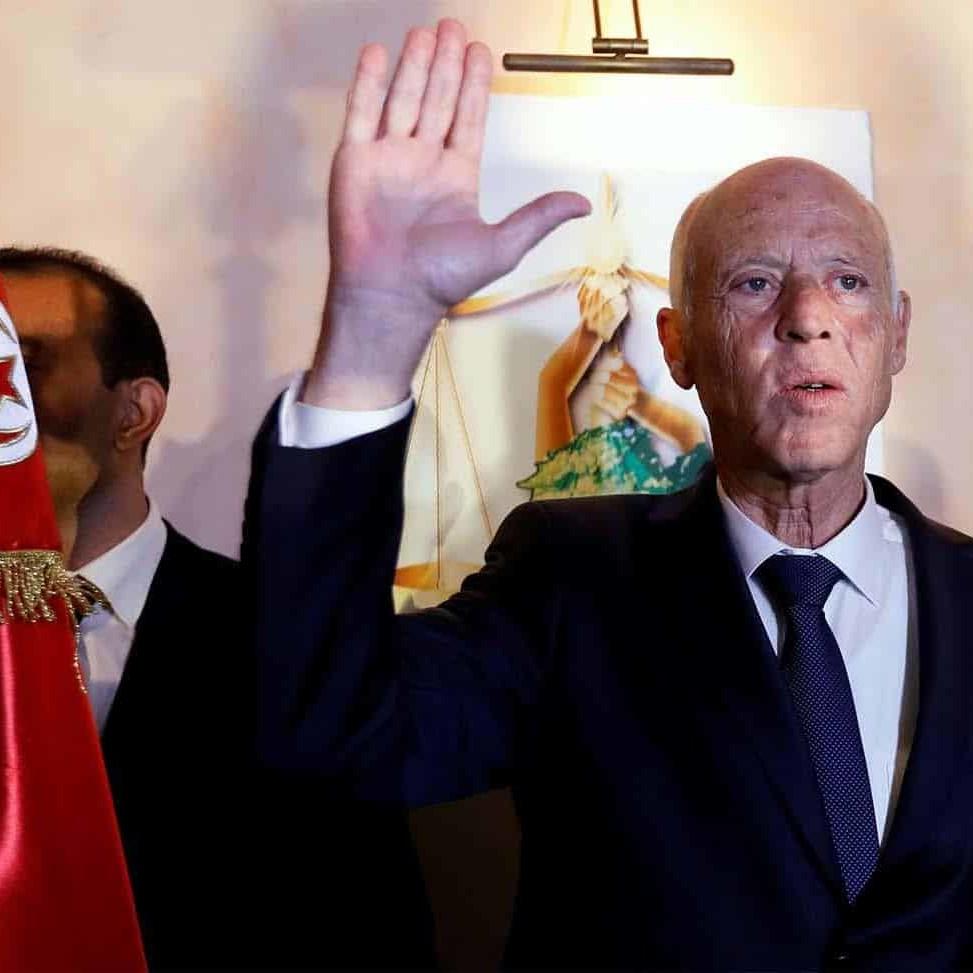Kais Saied, il Robocopo della Tunisia