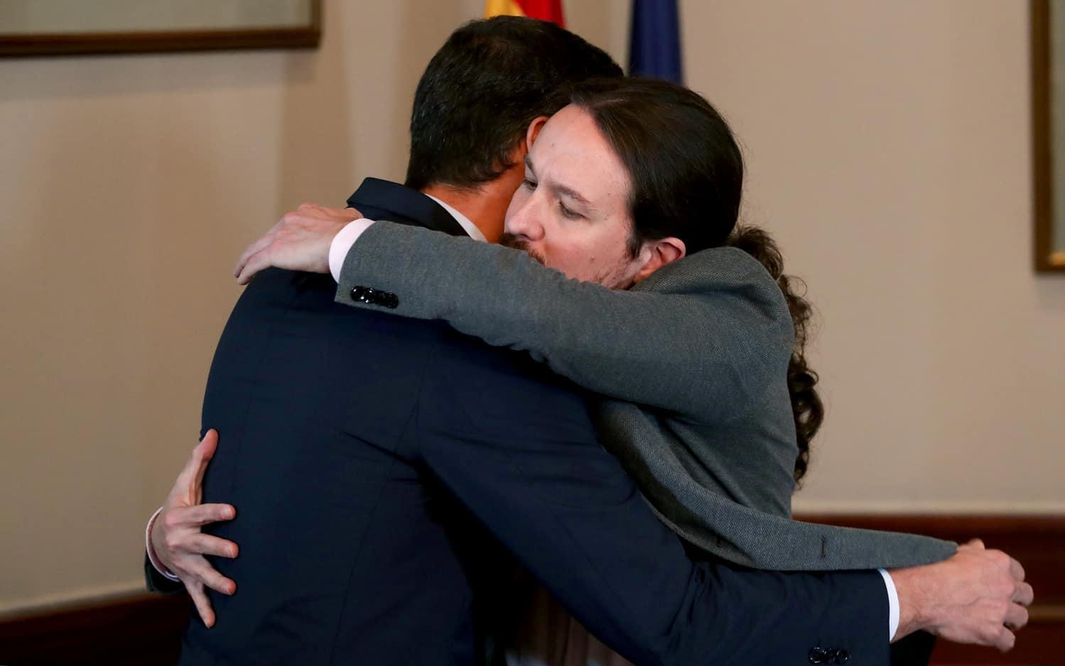 Spagna: accordo per un governo di sinistra