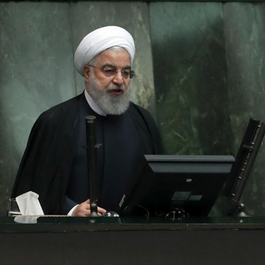 Iran: Rouhani presenta il
