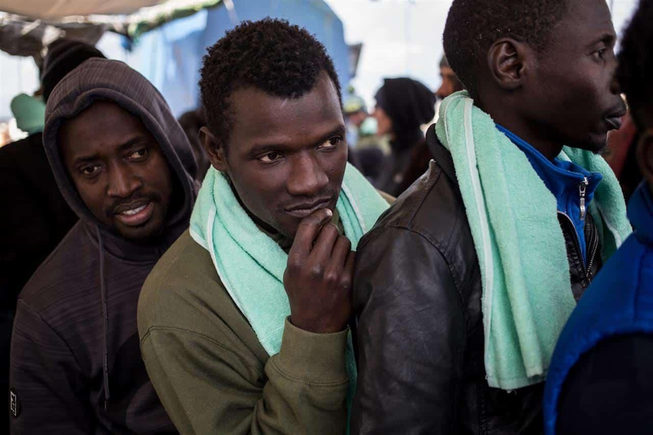 Migranti, si sta inceppando il reality ansiogeno