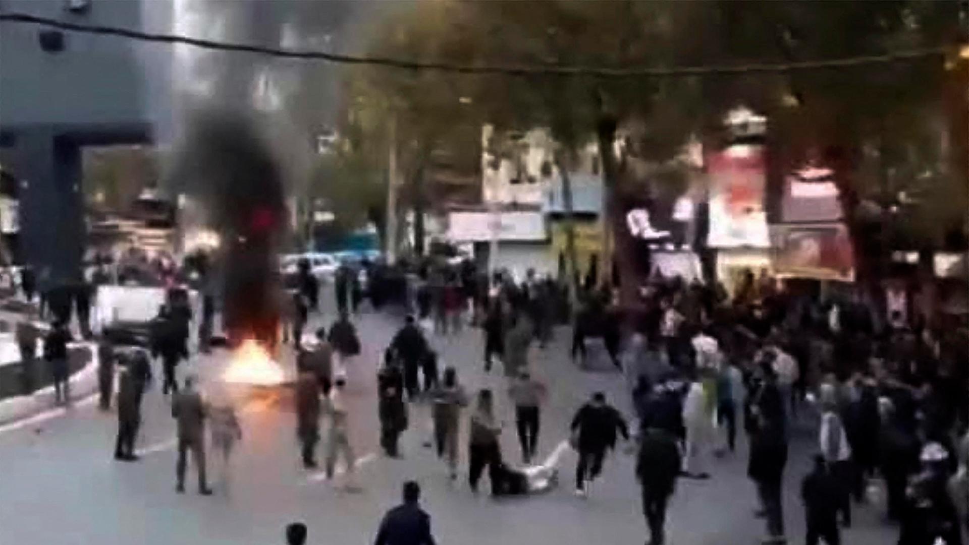 Amnesty International: nelle proteste in Iran morte 304 persone