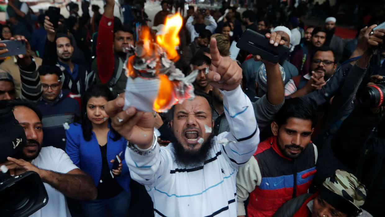 Le proteste in India e la discriminazione contro i musulmani