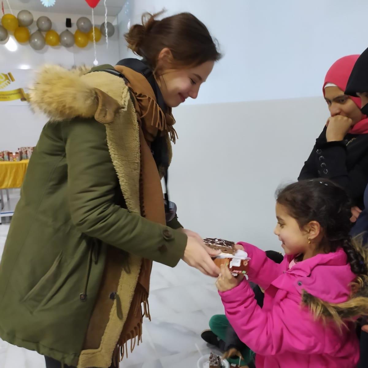 Il Natale dei bambini siriani ospiti della città turca di Kilis