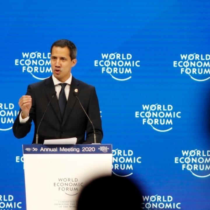 Un anno di Juan Guaidó