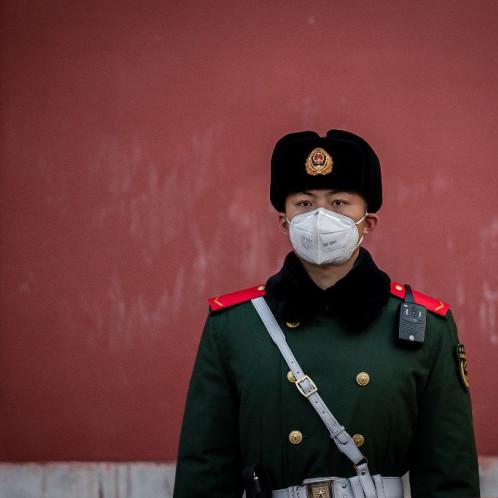 China under structural siege