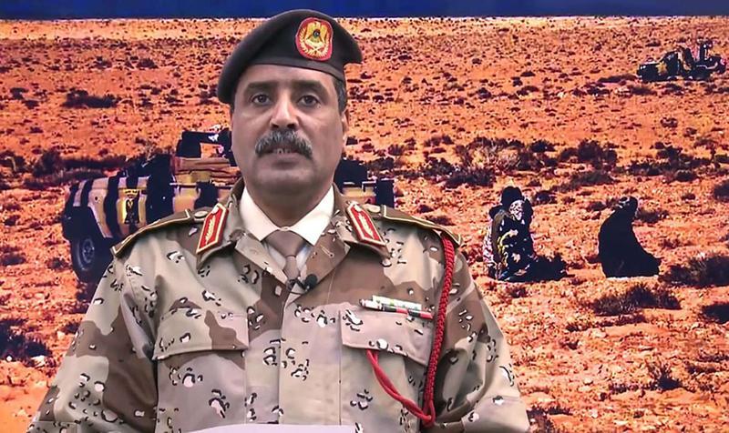 Libia, le forze di Haftar annunciano il cessate il fuoco