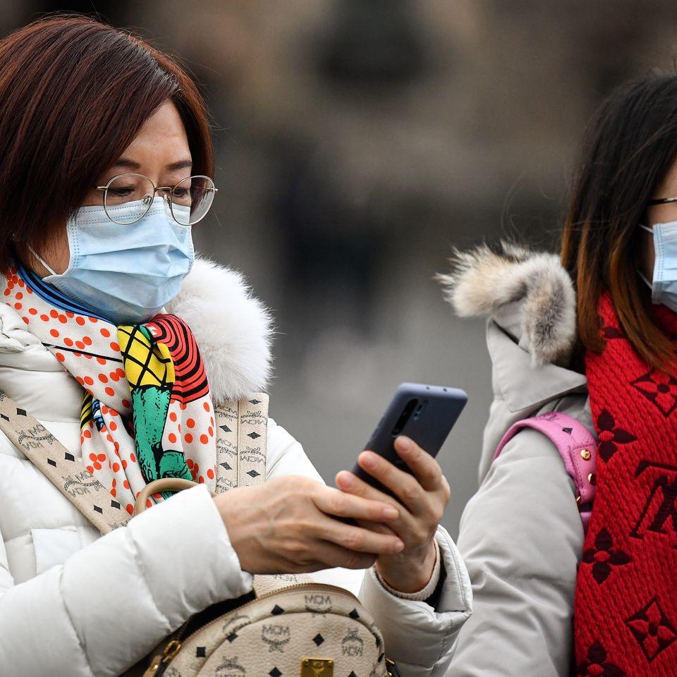 Coronavirus e censura cinese