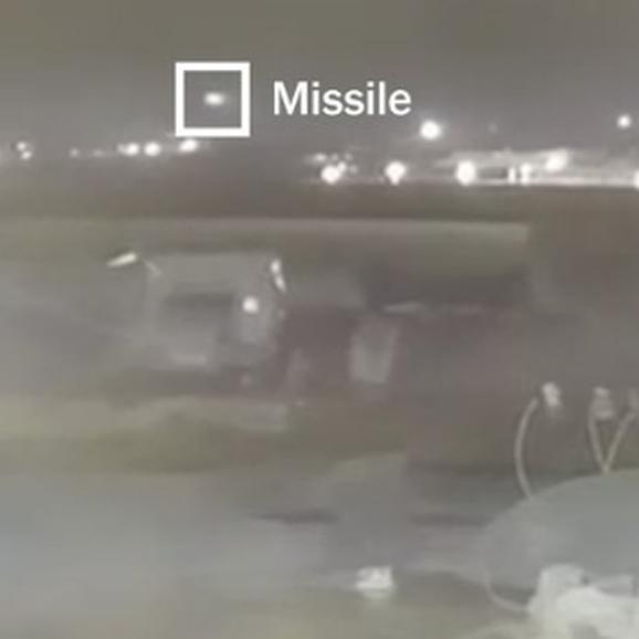 Aereo ucraino abbattuto dall'Iran, un nuovo video