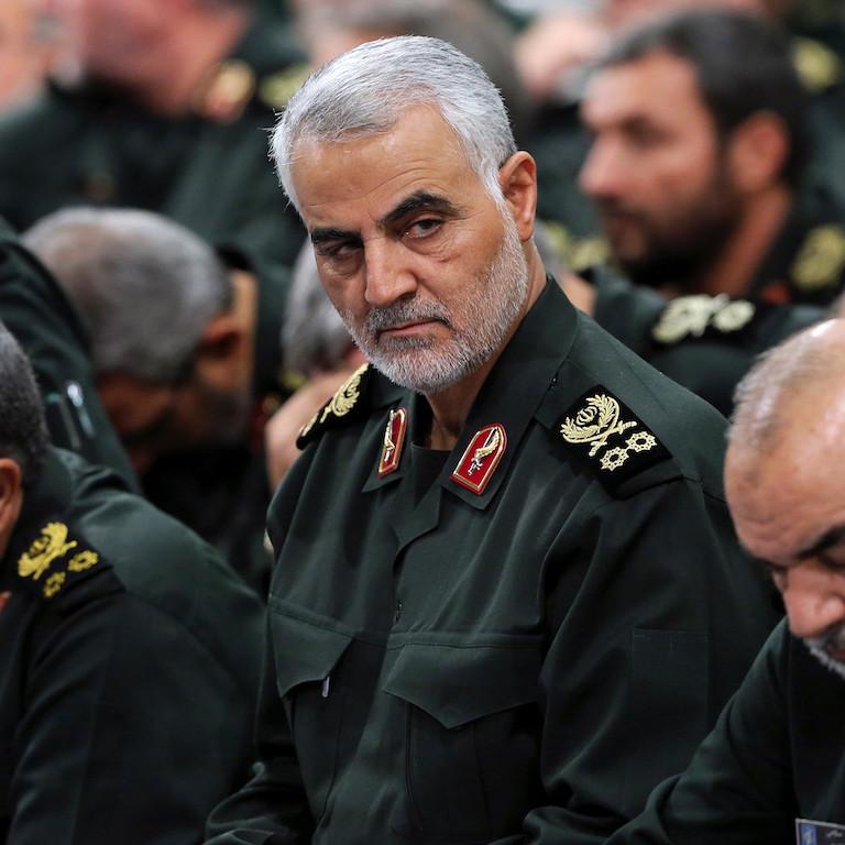 USA uccidono il capo militare iraniano Suleimani
