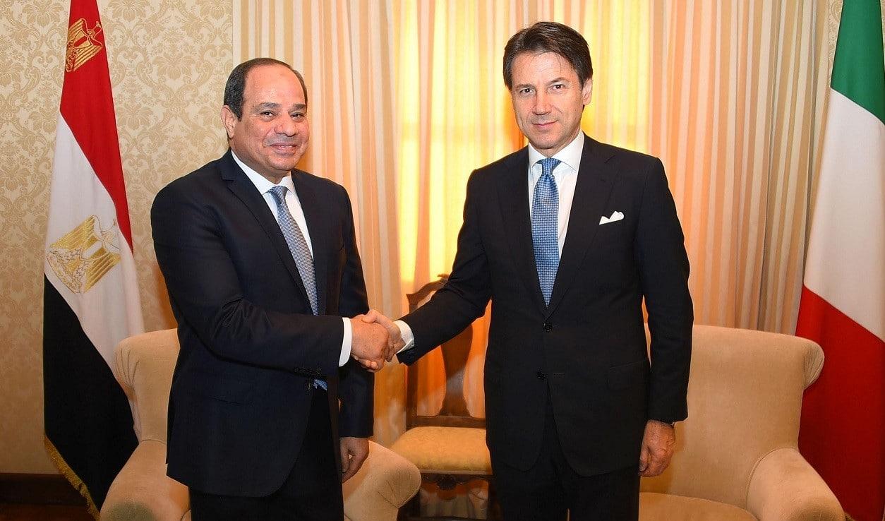 Egitto_ Il governo italiano con un piede in due scarpe