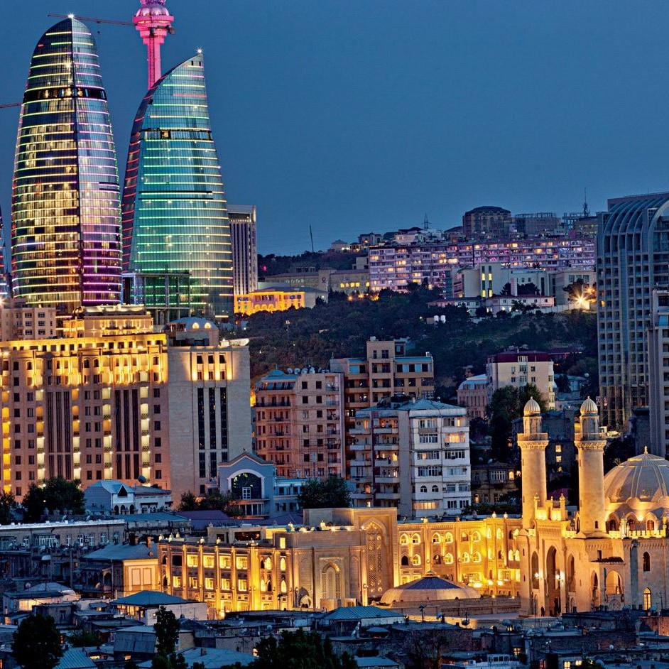 La collaborazione economica tra Italia e Azerbaigian