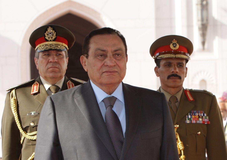 Morto Mubarak, faraone dal volto umano (a posteriori)