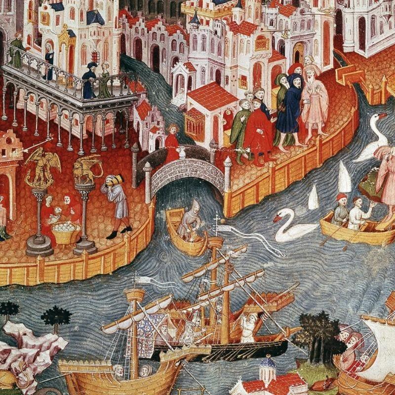 The Silk Road, antiche suggestioni per nuovi orizzonti