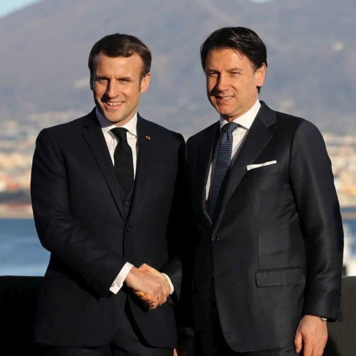 Vertice Italia Francia: Libia e spazio