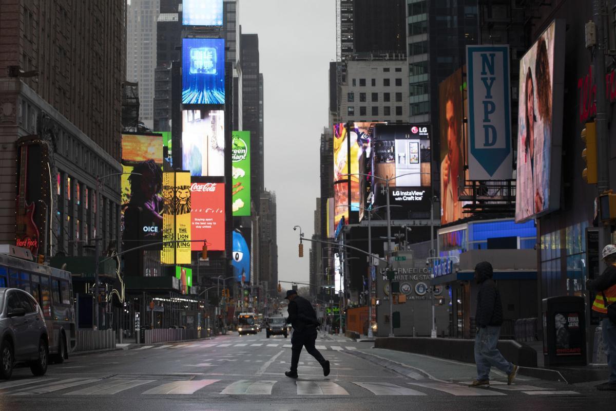 Coronavirus: focolaio New York