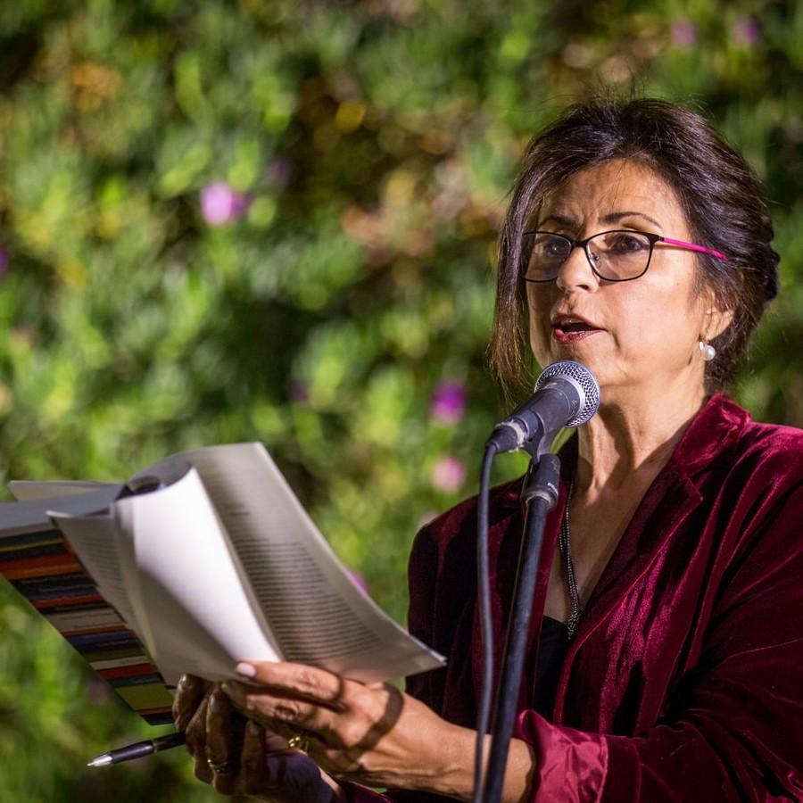 L'arresto della scrittrice Ahdaf Soueif in Egitto