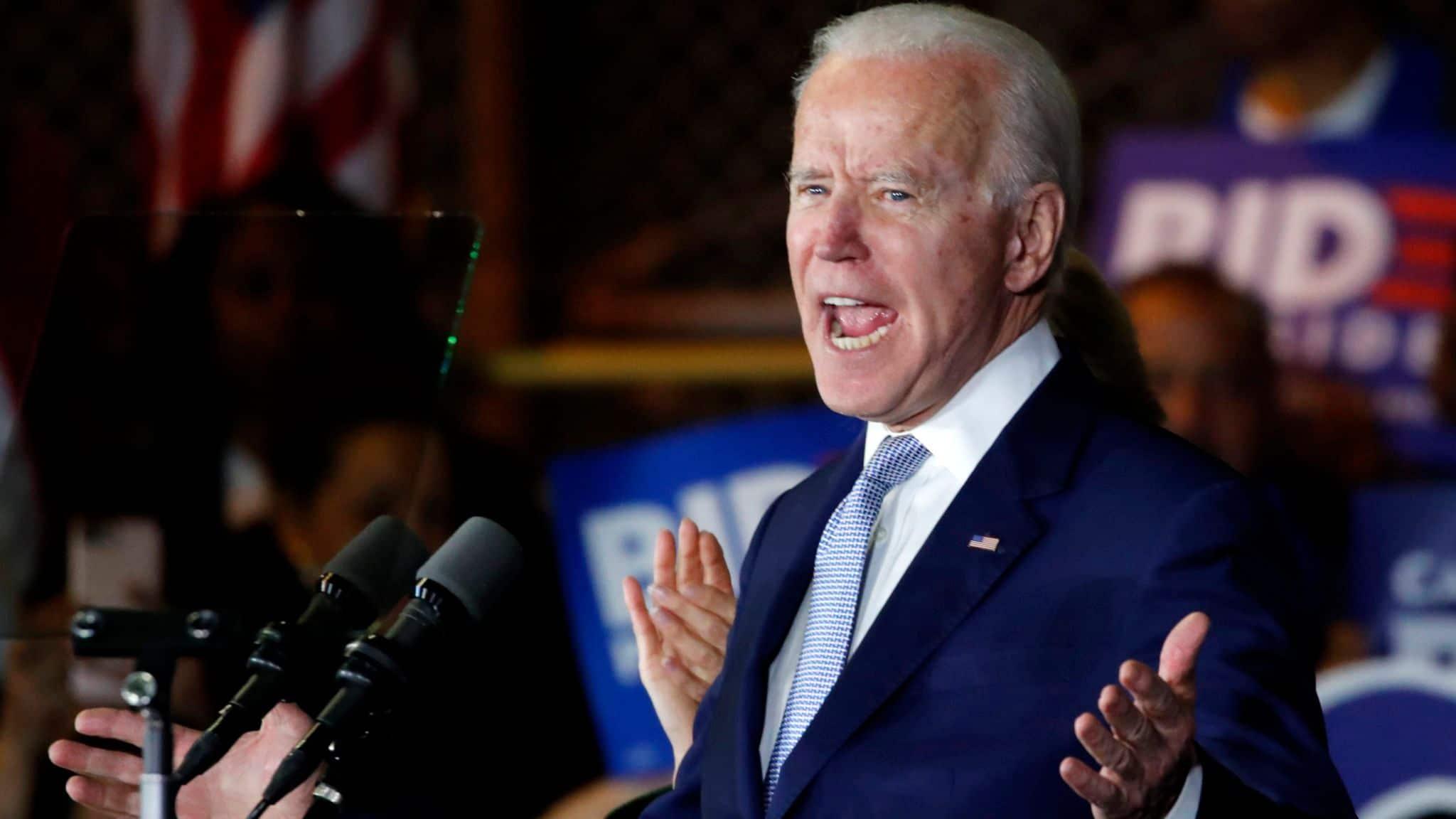 Il risveglio di Joe Biden al Super Tuesday