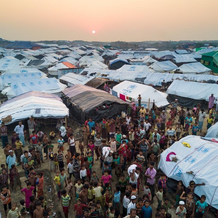Covid-19, profughi rohingya respinti dalla Malesia
