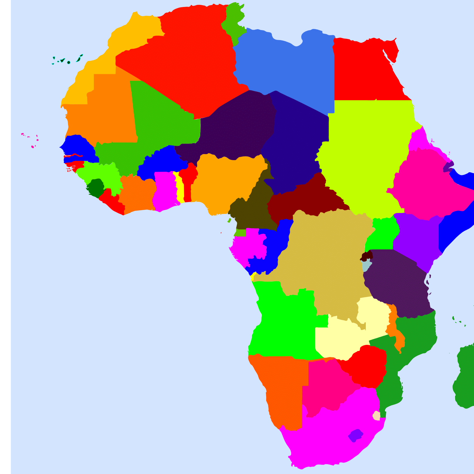 I virus dell'Africa