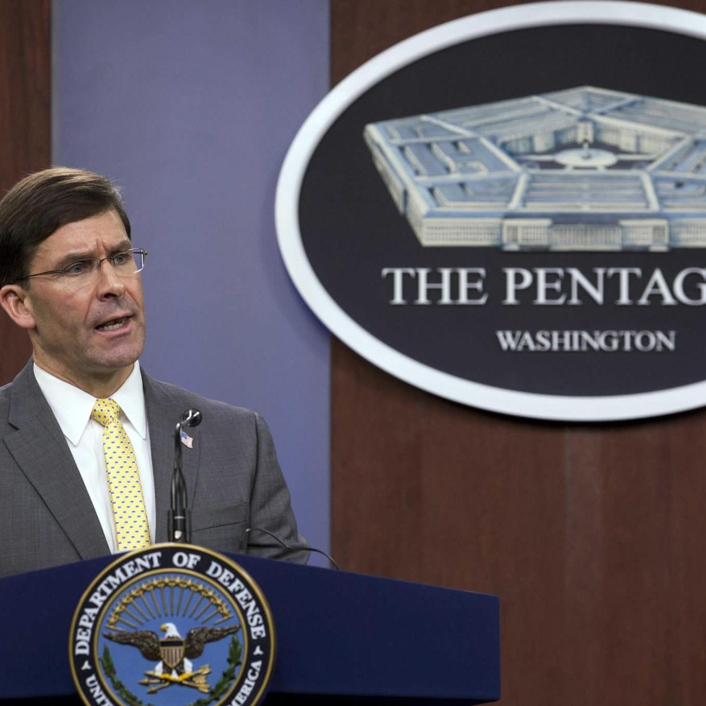 Il Pentagono aveva avvertito del rischio virus anni fa