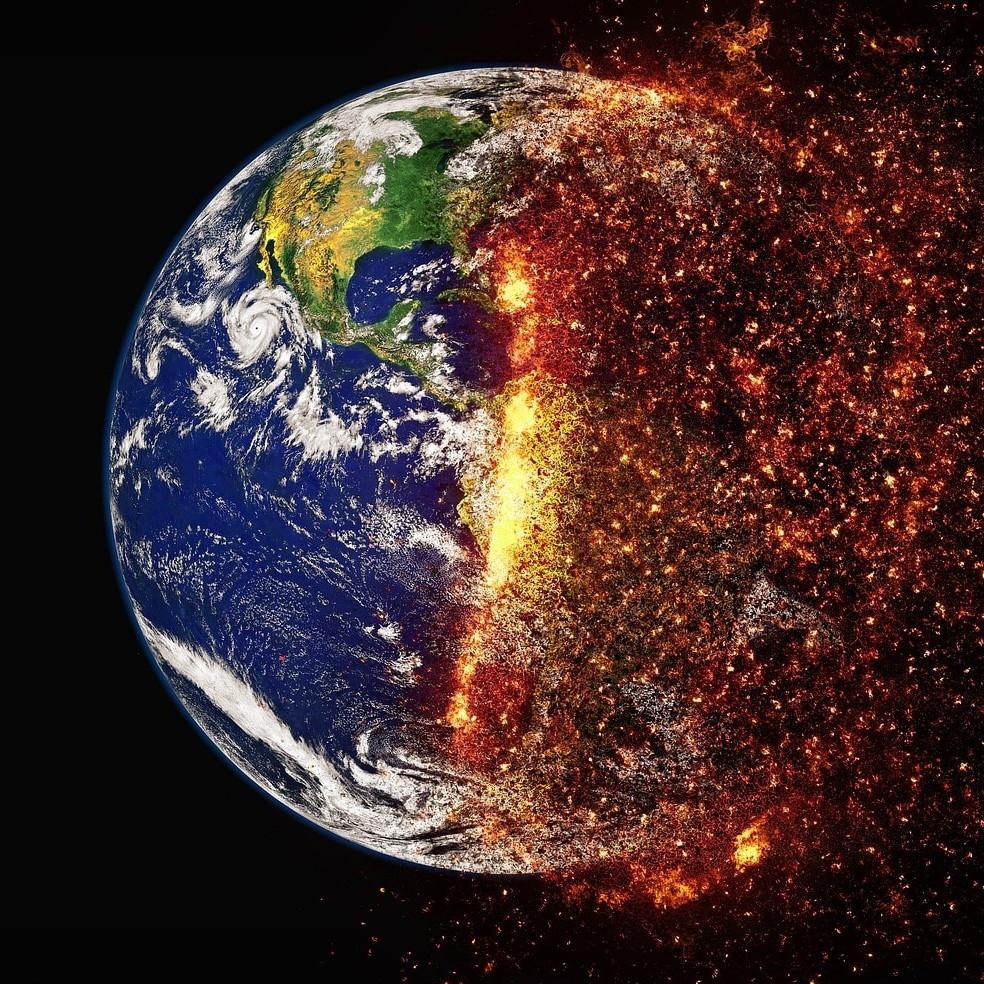 Ridotto di due terzi il tempo per fermare l'emergenza climatica