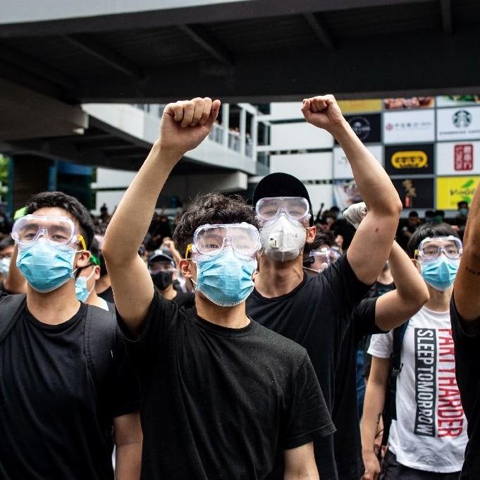 Coronavirus, l'effetto lockdown sulle proteste