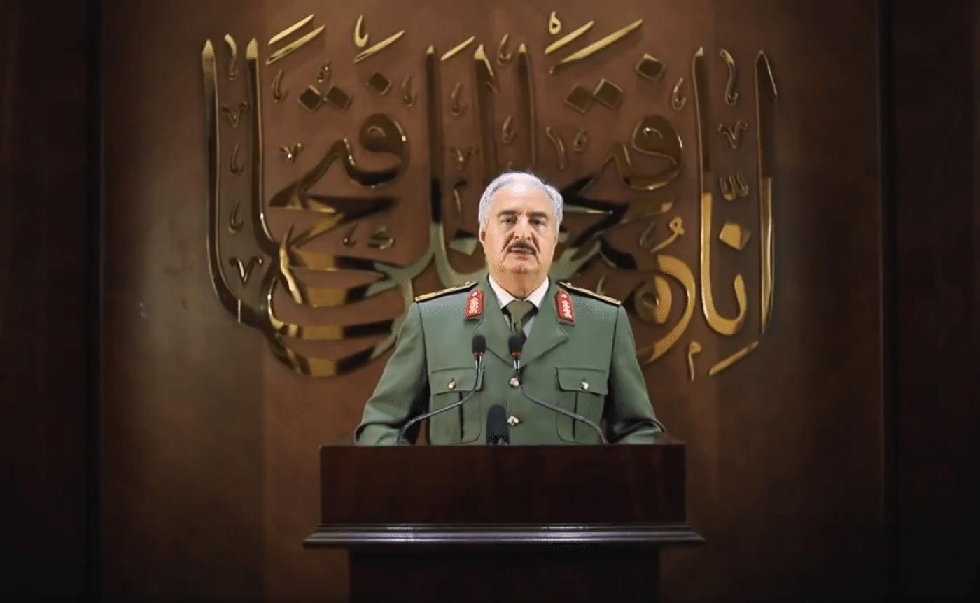 Haftar e il golpicchio in Libia