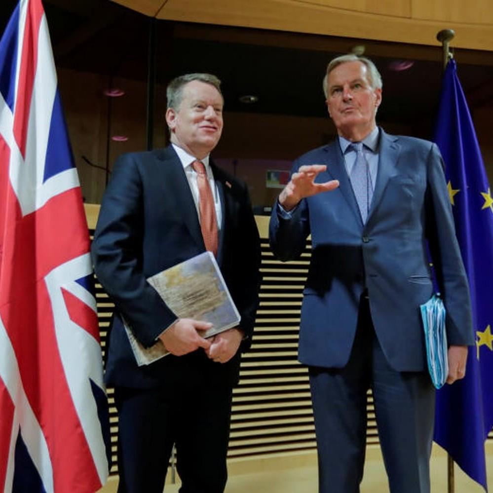 Brexit, i negoziati ai tempi della Covid-19