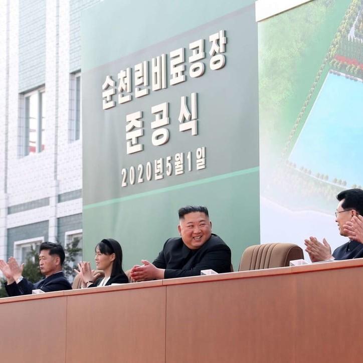 Kim Jong un è vivo ma il mistero continua