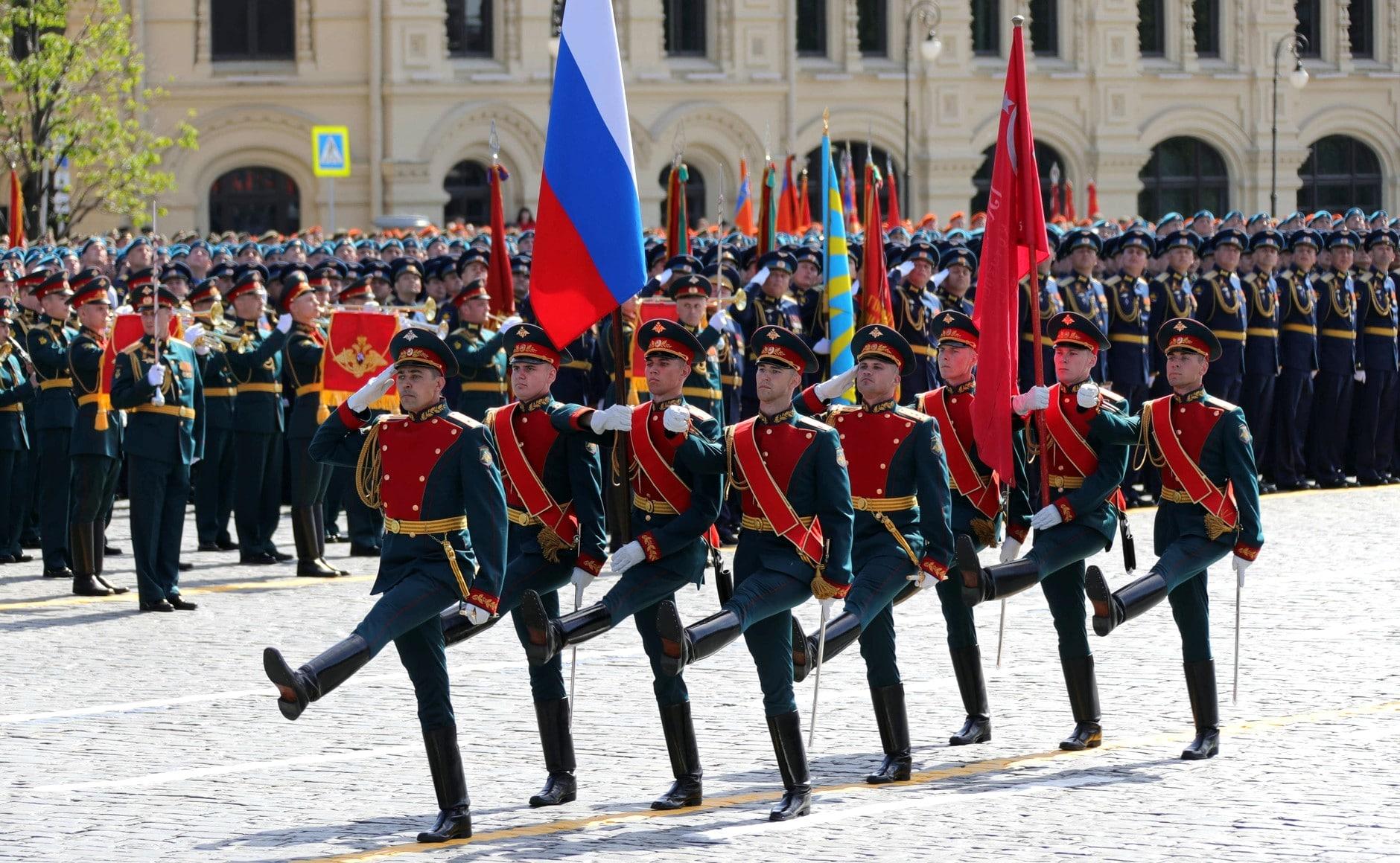 Russia, la grande parata militare nonostante il coronavirus