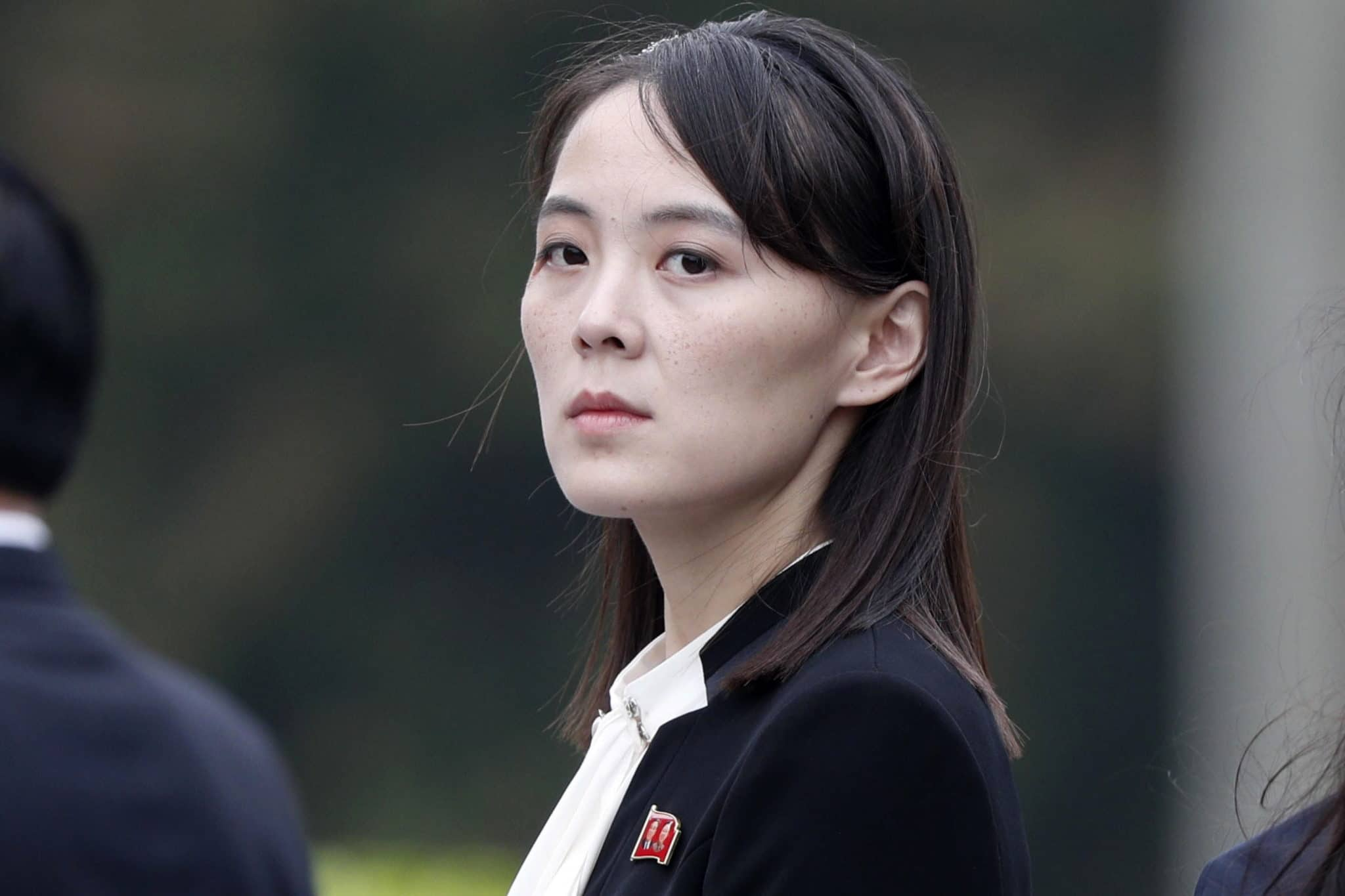 Kim Yo-jong, sister of North Korea's leader Kim Jong-un-