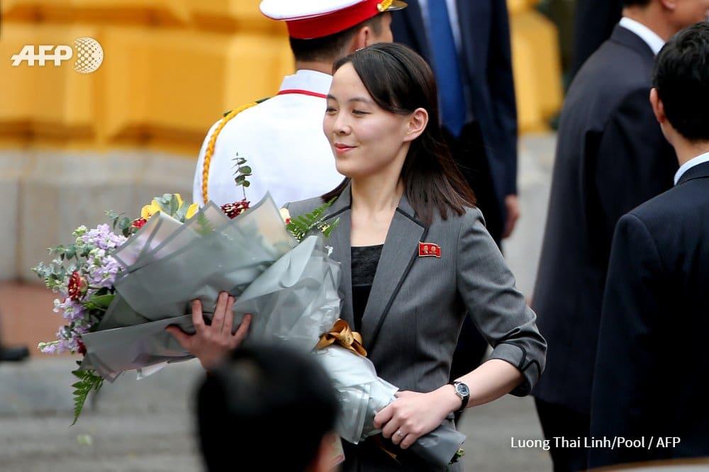 Corea del Nord: la sorella di Kim pressa la Corea del Sud