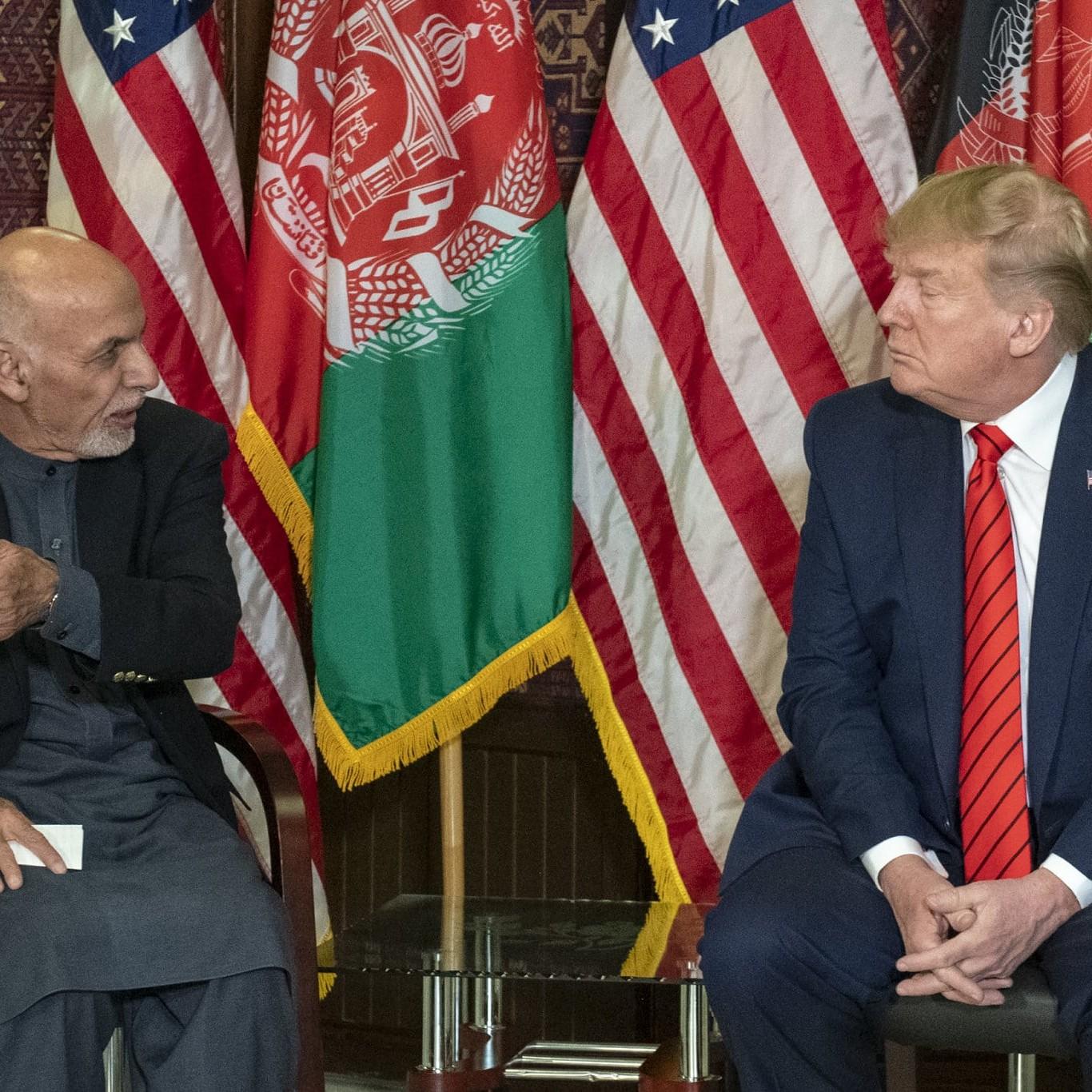 Le presunte taglie sui militari statunitensi in Afghanistan