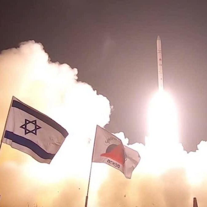 Israele, nuovo satellite spia il programma atomico dell'Iran