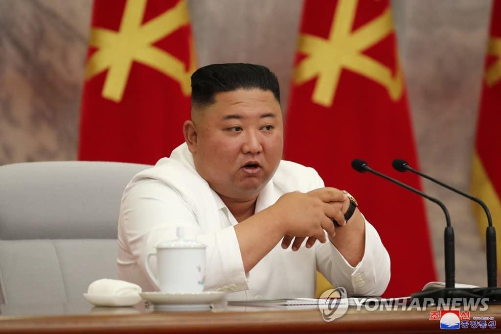 Kim Jong un torna in pubblico: «Brillante successo contro la Covid-19»