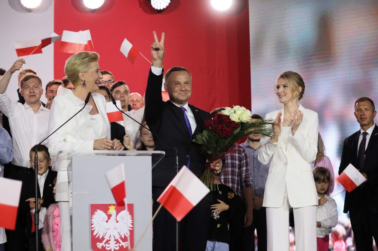 Polonia: rieletto Duda. Ma si consolida il fronte europeista