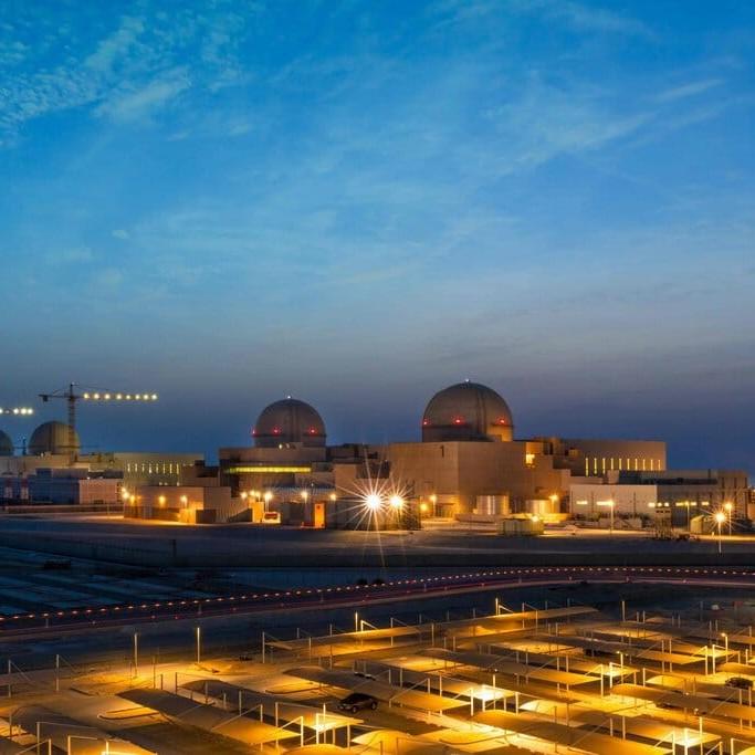 Emirati, prima nazione araba ad aprire una centrale nucleare