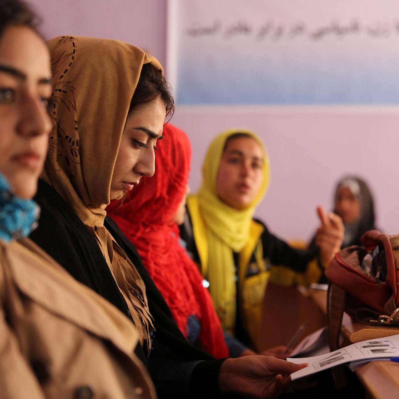I media in Afghanistan, una lunga lotta per la libertà