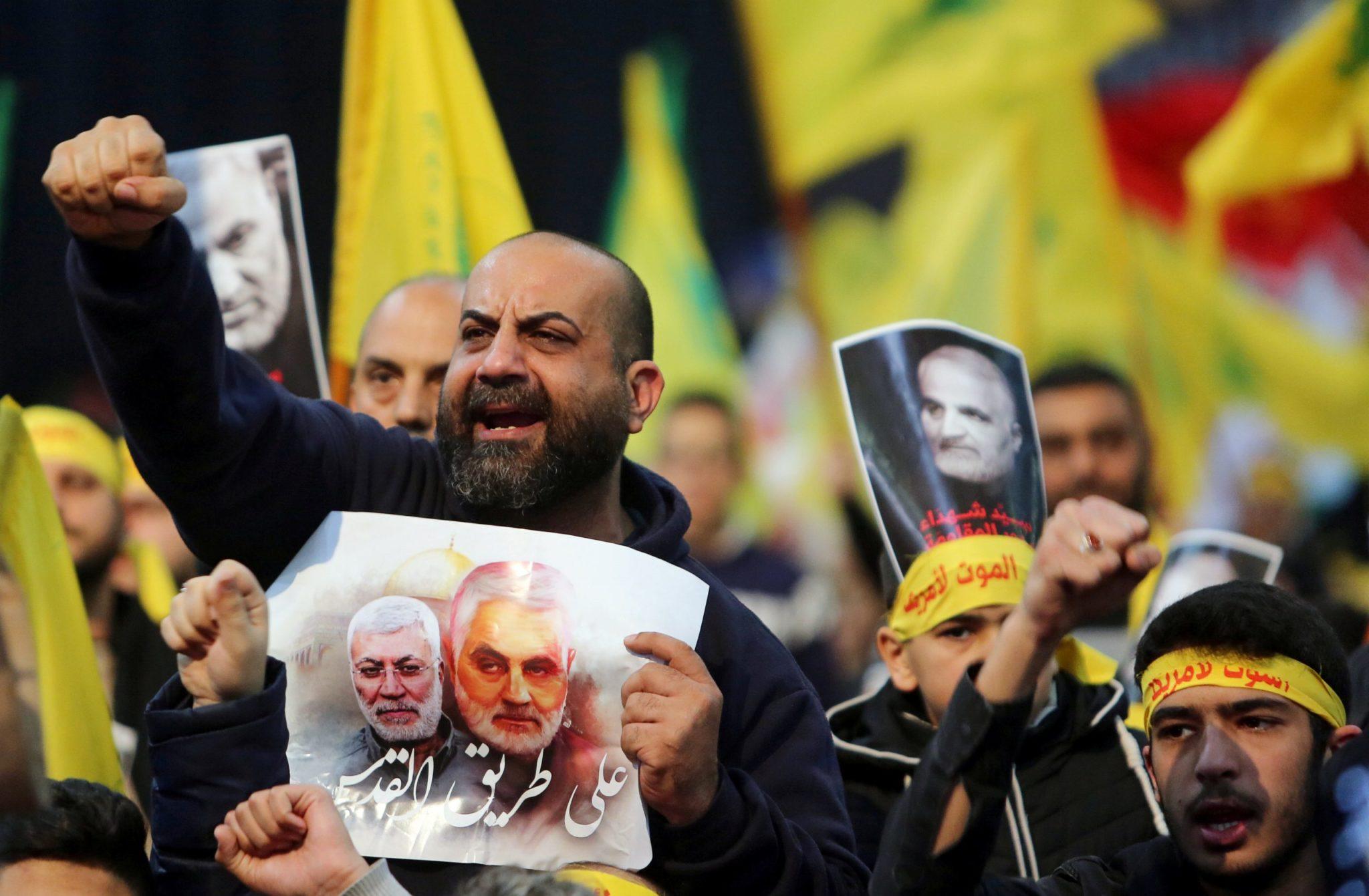 I contatti tra Nuova Ira e Hezbollah per comprare armi